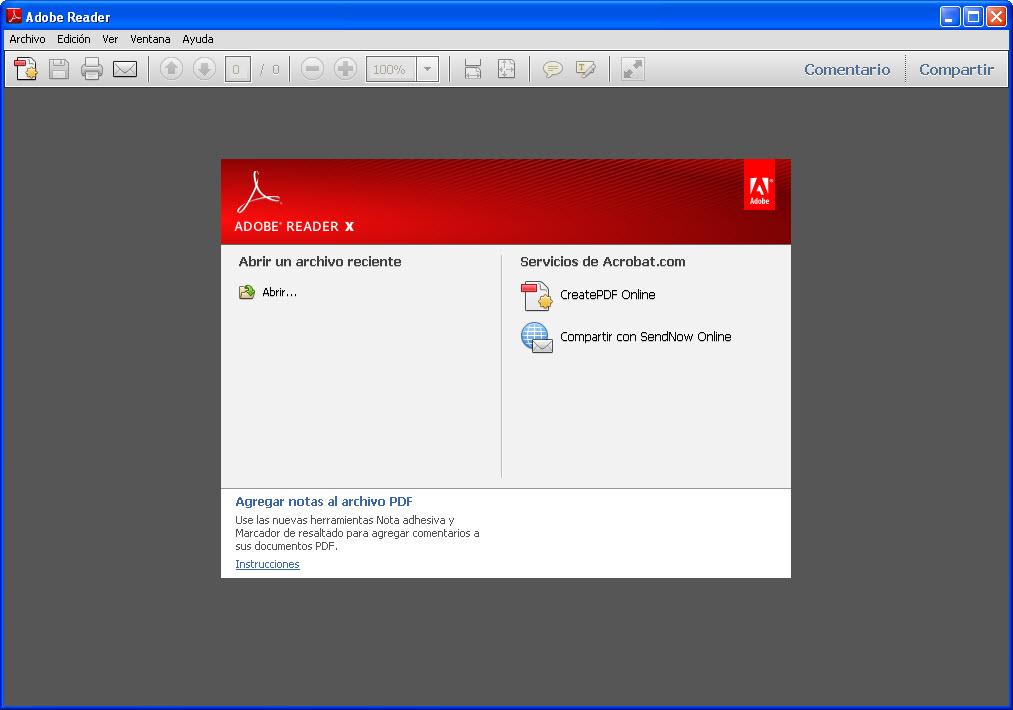 Descargar Adobe Reader Lector De Pdf